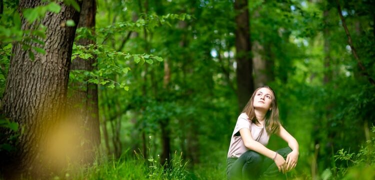 How Forest Bathing Impacts Your Oral Health